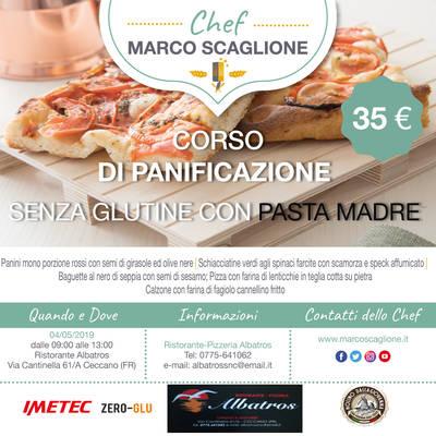 I Corsi Senza Glutine Proposti Dallo Chef Marco Scaglione